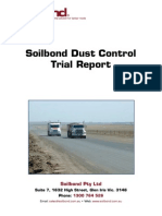 Dust Control Trial Reporl Normal