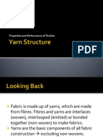 yarn structures