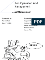 POM Visual Managemnt