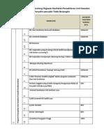 Spesifikasi Output Penolong Pegawai Kesihatan Persekitaran Unit Kawalan Penyakit