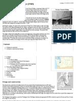 Tacoma Narrows Bridge (1940) - Wikipedia, The Free Encyclopedia