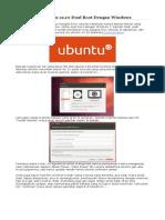 Cara Install Ubuntu 12