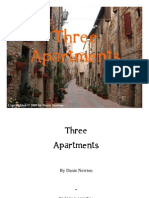 Brief Words, Long Muse Issue 6 - Three Apartments