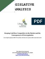 SB 1714 Legislative Analysis