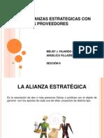 Exposicion Alianza Estartegica Con Proveedores.