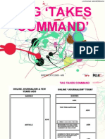 Tag Takes Command Ppt