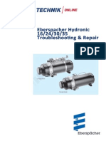 Eberspacher Hydronic 30 Workshop Manual