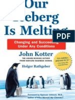 Our Iceberg is Melting (John Kotter) review-ENG -Vernee,J.P.(2009)