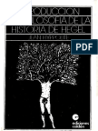 Hyppolite Introduccion Filosofia Historia Hegel