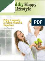 Healthy Happy Lifestyle