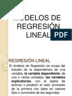 Regresión 3 IMC
