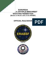 Erabsf Rulebook 2009-2011