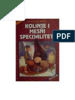 Željko Pavičić - Kolinje i Mesni Specijaliteti