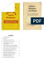 INDIA'S MUSLIM PROBLEM  By  V. T. Rajshekar