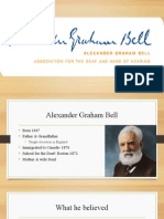 alexander graham bell association