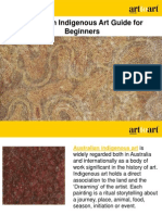 Australian Indigenous Art Guide for Beginners