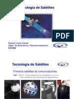 Tecnología de Satélites