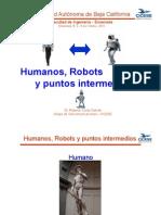 Humanos, Robots y Puntos Intermedios (UABC-Ing, Oct 2010)