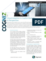 Cloud Adoption in Capital Markets