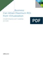 1 17506 201003 VMware How Your Business Can Attain Maximum ROI From Virtualization VMW 10Q1 WP SMB Maximize BIZ en P6 R2 2