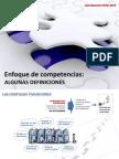 Enfoque de Competencias en La EBR (LGO 2013)