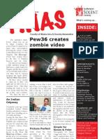 SSU FMAS newsletter - Oct 09