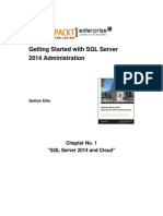 9781782172413_Getting_Started_with_SQL_Server_2014_Administration_Sample_Chapter