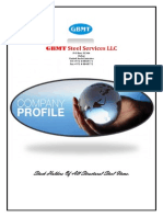 Gbmt Steel Services-profile