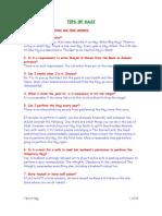Tips of Hajj, R0 (30 10 09)