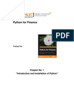 9781783284375_Python_for_Finance_Sample_Chapter