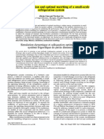 Dynamic Simulation and Optimal Matching of a Small-scale