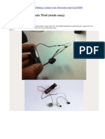 Making a Simple Joule Thief