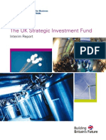 UK Strategic Investment fund