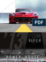 2013 SRT Viper Catalog Web