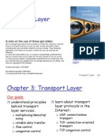 Chapter 3 network