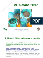 Making a Biosand Filter