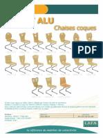 didzy alu-chaises coque