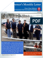 D3780 Governor's Monthly Letter March 2014