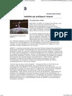 SMART 1 _ Propuslion Electrique