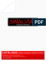 Sinalvias Catalogo Sinalizacao[1]