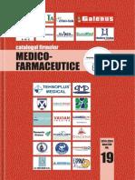 CatalogFirmeMedico-Farmaceutice_2013