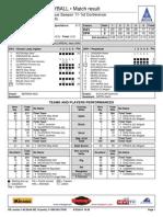 P-2 for Match 23_ DAV-UPH