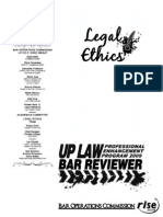 2009 Legal Ethics Reviewer