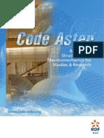 ASTER free FEM software