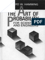The Art of Probability