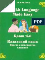 Kazakh Language Made Easy