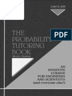 The Probability Tutoring Book