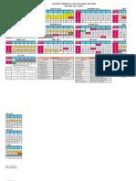 Kalender Pendidikan Smp Pgri 1 Cbn Tp 2013-2014