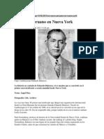 Un Narco Peruano en Nueva York