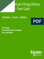 John Straughn - Power Quality Analysis